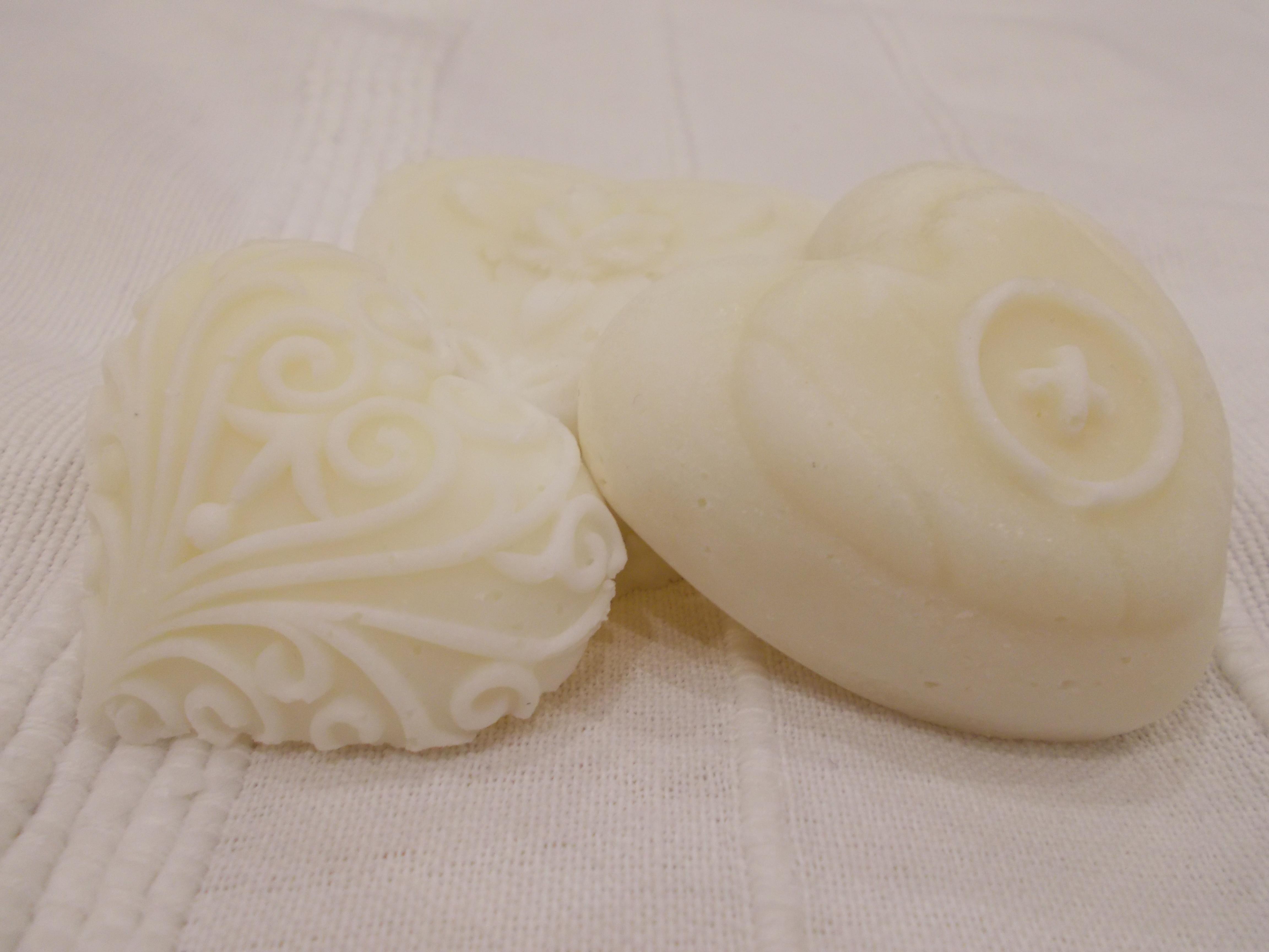 Fehér szappan recept